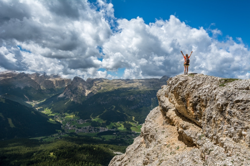relaks w górach